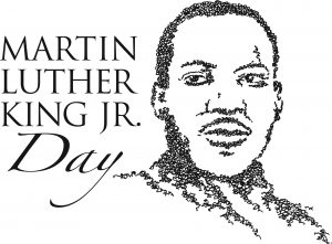 Image result for martin luther king jr day clip art